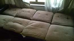 4 seater Sleeper Couch