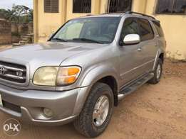Clean Reg'd 2001 Toyota Sequoia