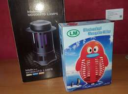2 x Mosquito machines - never used - R100