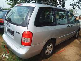 Mazda MPV 4plug Tokumbo for sale N1.2m