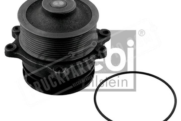 Pump water  with seal ring febi bilstein spare parts for truck - 2019