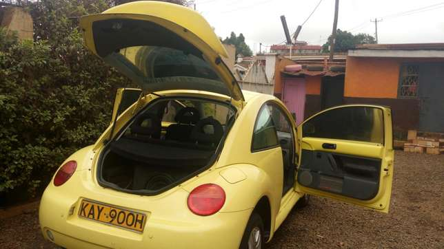 New beetle sports. Kikuyu T-Ship - image 2