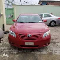 Tokunbo 2008 Toyota Camry LE (Red Color)