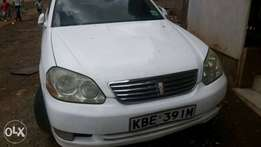 Quick sale! Toyota Mark 2 KBE available at 500k asking price!