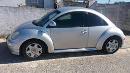 Vw beetle for sale in a very good condition at R 60000 neg.