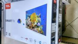 Brand new sealed Tcl smart tv 32 Inches Digital full hd 1080 p