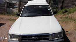 2002 Ford Ranger single cab petrol with canopy