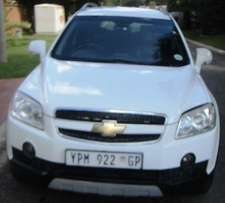 09 chev captiva 7 seater cleanest 1 around