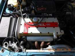 opel c20xe sub assembly wanted