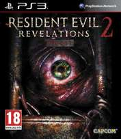 Resident Evil Revelation 2 Ps3 Game