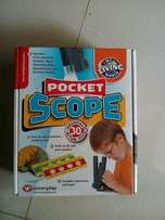 New UK pocket miroscope for science experiment/ nature study/ home use
