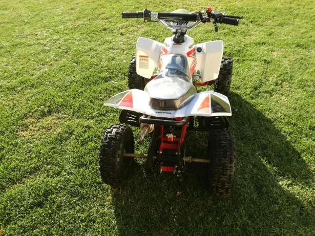 Highper Quad racer 50cc Springs - image 2