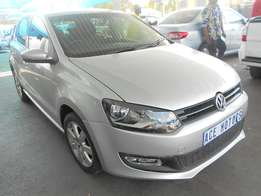 2010 VW Polo 6 1.4 Comfortline For Sale R88000