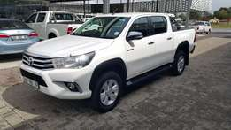 2016 Toyota Hilux 2.8 GD-6 4x4 AT