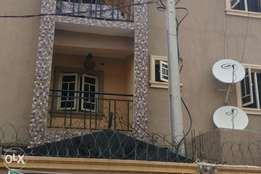 Sweet Executive 2bed Rooms Flat at Ajao Estate Isolo. With Pop. Up