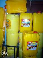 20 litres Empty plastic containers for sale