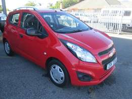 Chevrolet Spark 1.2L - For Hire