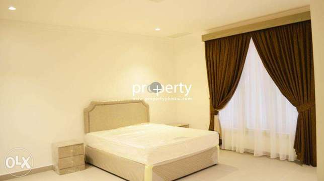 Furnished three bedroom apartment for rent in Fintas, Kuwait الفنطاس -  3