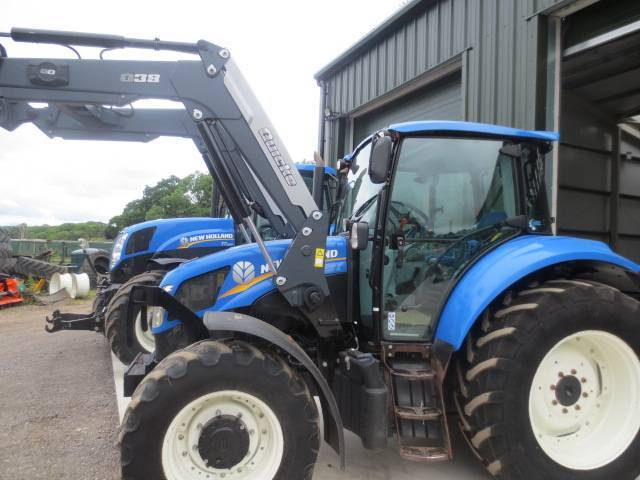 New Holland T 5.105 - 2014