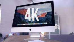 """IMAC 21.5""""/27"""" inches Intel Core I5 with 4k DISPLAY 4Gb 500Gb 2.5GHz"""