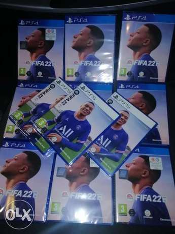 Fifa 22 - New - delivery available