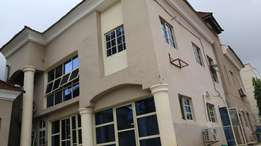 Corporate Office: 8 bedroom duplex in Garki, Abuja