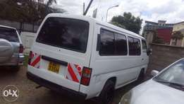 Nissan caravan kav manual diesel qd 32 asking 550k