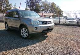 2010 Nissan Xtrail Available For Sale