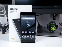 New sealed sony z5 premium at 39,499 only