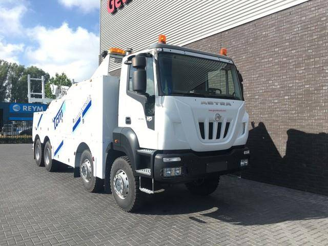 Iveco ASTRA 8848 HD 9 8X8 RECOVERY TRUCK NEW - 2014 - image 6