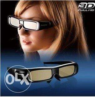 2 pairs of TY- EW3D2MA-Full HD 3D Glasses. 3 $ extra delivery charge