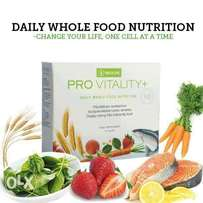 It a food supplement our diet and regain it function each product has