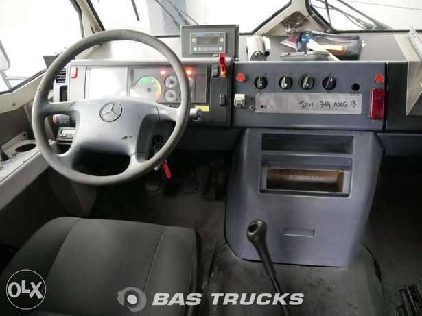 Mercedes 815D Vario - To be Imported Lekki - image 8