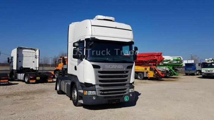 Scania R450, LA 4X2 MNA, Topline - 2016