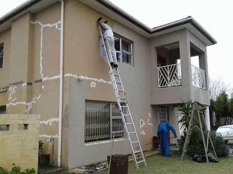 High Pressure Wash, Seal & Paint Services Kuils River - image 2