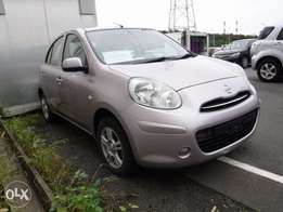Nissan March 2010, 1200cc, New Shape