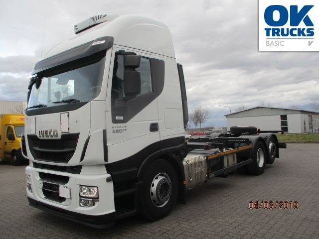 Iveco Stralis AS260S48Y/FPCM - 2015