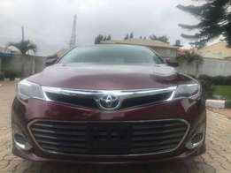 5months used Toyota avalon