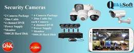 CCTV offer installation