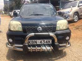 Well maintained Nissan Xtrail leather interior just buy and drive