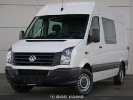Volkswagen Crafter - To be Imported