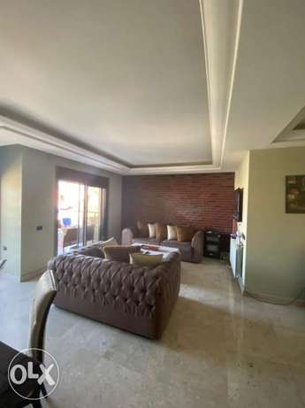 165 sqm apartment for sale awkar 3 minutes from us embassy maten عوكر -  3
