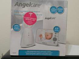 Angelcare AC1300 video movement and sound baby monitor - BRAND NEW!