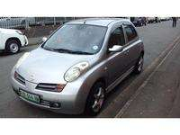 2004 nissan micra for sale!