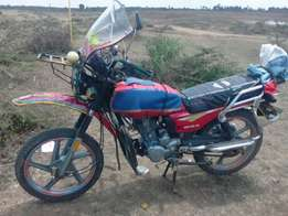 Kingbird motorcycle for sale