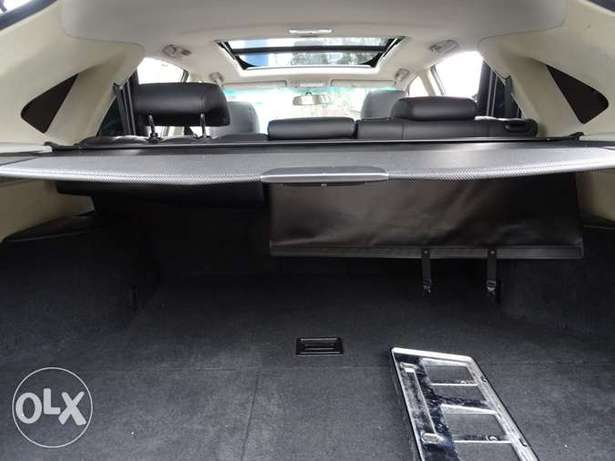 Toyota Harrier with panaromic roof 2011 model excellent condition Kilimani - image 7