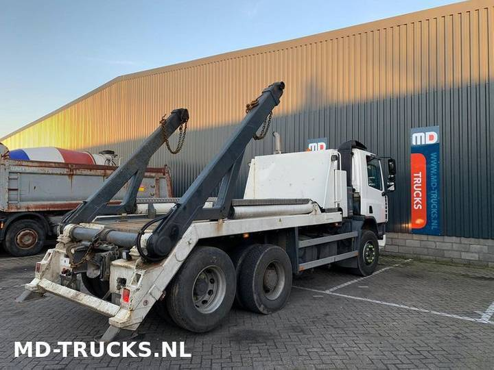 DAF CF 75 290 manual 6x2 steel NL - 2001 - image 3