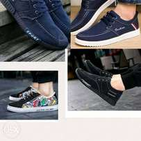 Trendy and high grade sneakers