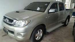 Double cab 2009 at 2.9m