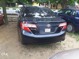 A very sharp 2013 toyota camry for grab in uyo city*